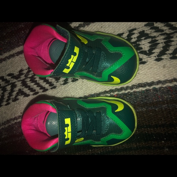 Nike Shoes   Baby Girl Lebron Sneakers